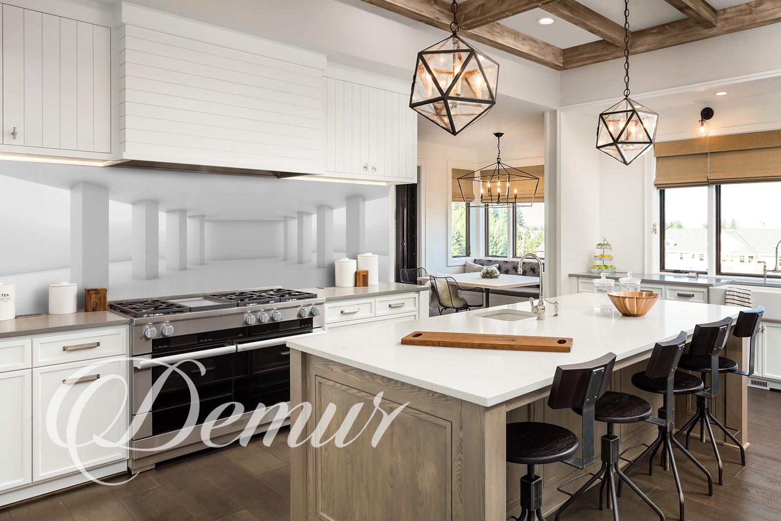 Fototapeta 3D Przestrzenna - Fototapety panoramiczne do kuchni - Demur