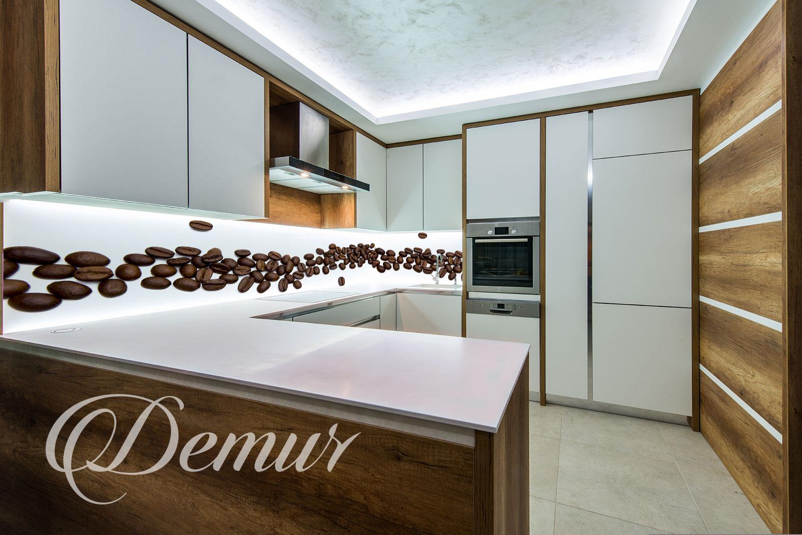 Fototapeta Ziarna Kawy - Fototapety do kuchni zmywalne - Demur