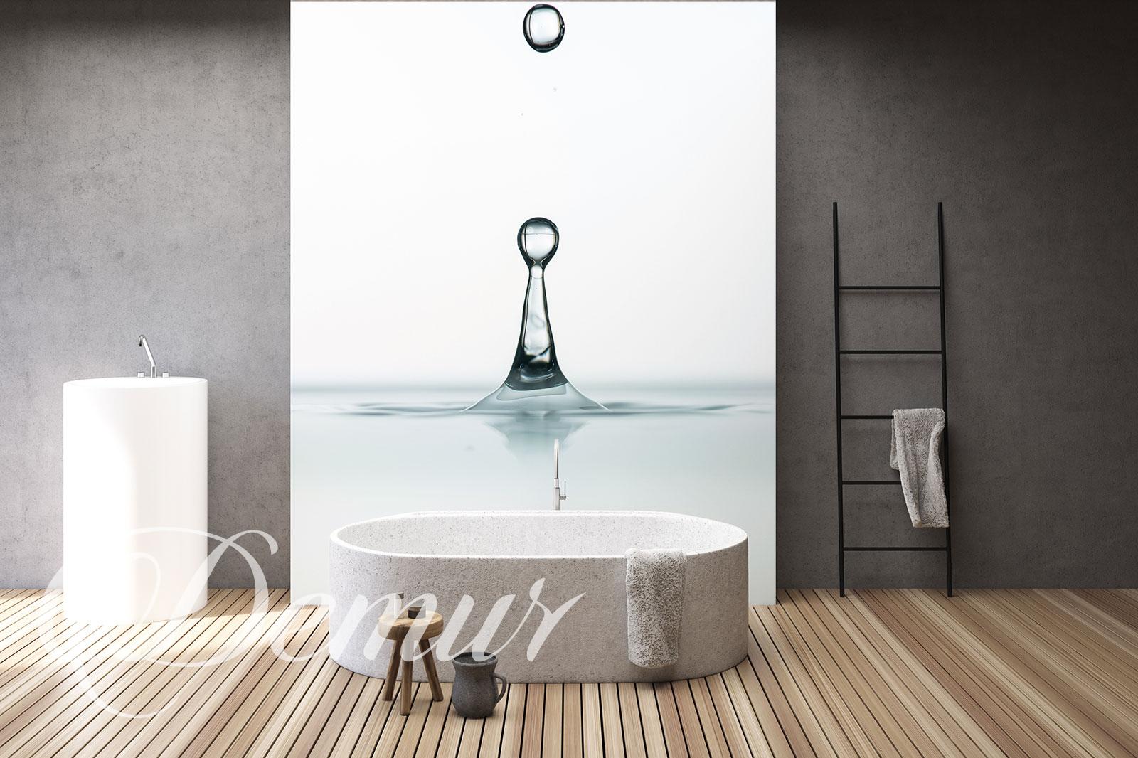 łazienka Bez Płytek Inspiracje Demur