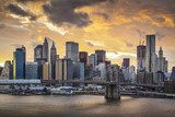 New York City Skyline  Miasta Obraz