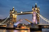 Tower Bridge  Architektura Obraz