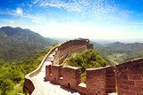 The Great Wall of China  Orientalne Fototapeta