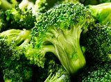 Fresh broccoli  Kuchnia Plakat