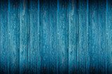 Blue wood texture background  Na meble Naklejka