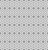 Seamless hexagons pattern.  Na meble Naklejka