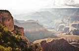 Grand Canyon landscape view  Krajobraz Fototapeta