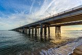 Chesapeake Bay Bridge  Mosty Fototapeta