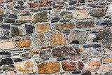 Stones wall background  Mur Fototapeta