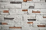 Close-up view of wall texture background  Mur Fototapeta