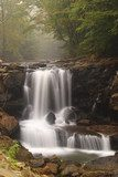 Laurel Creek Falls  Wodospad Fototapeta