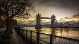 Tower Bridge  Architektura Plakat