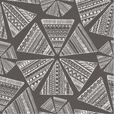 Vector seamless tribal ethnic background.  Afryka Fototapeta