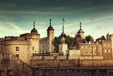 Tower of London  Fototapety Miasta Fototapeta