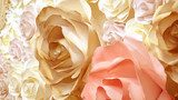 roses flower wedding valentine background  Kwiaty Obraz