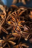 Organic Dry Star of Anise  Obrazy do Kuchni  Obraz