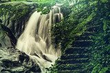 Waterfall in Indonesia  Fototapety Wodospad Fototapeta