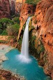 Waterfall in Grand Canyon, Arizona, US  Fototapety Wodospad Fototapeta
