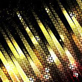 Vector abstract glowing background. Eps10 Neony Fototapeta