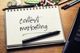 Content Marketing Plakaty do Biura Plakat