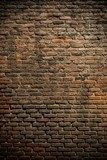 Old brick wall background  Mur Fototapeta
