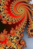 fractal graphic  Abstrakcja Obraz