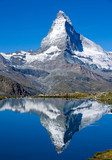 The Matterhorn in Switzerland  Krajobrazy Obraz