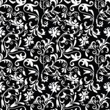Seamless fancy floral background-pattern  Tekstury Fototapeta