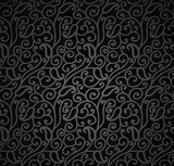 Seamless Swirly-Paisley wallpaper  Tekstury Fototapeta