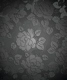 Royal seamless rose flower wallpaper  Tekstury Fototapeta