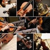 classical music collage  Muzyka Obraz