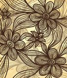 Hand drawn vector background  Drawn Sketch Fototapeta