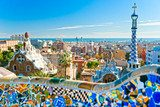 Architektura Barcelony: Park Guell