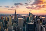 Nowy York – Empire State Building  Miasta Obraz