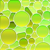 abstract vector stained-glass mosaic background Tekstury Fototapeta