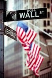 Wall Street New York Biuro Plakat