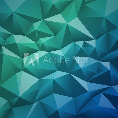 Abstract geometric background  Na meble Naklejka