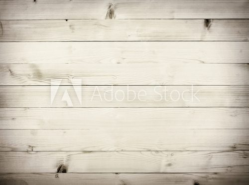 Old grey wooden planks texture.  Na meble Naklejka