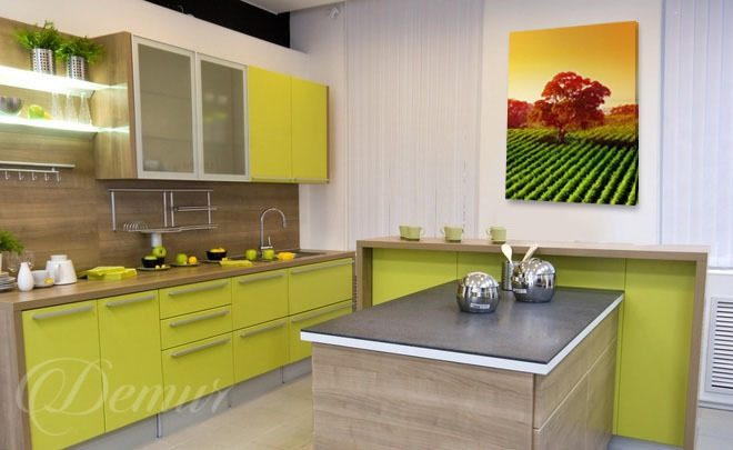 Energetyczna kuchnia  do kuchni  Obrazy  Demur -> Kuchnia Wloska Obrazy