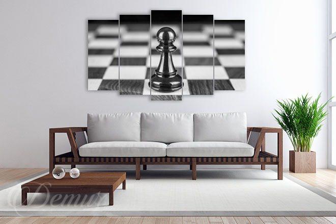 Obrazy Czarno Białe Demur