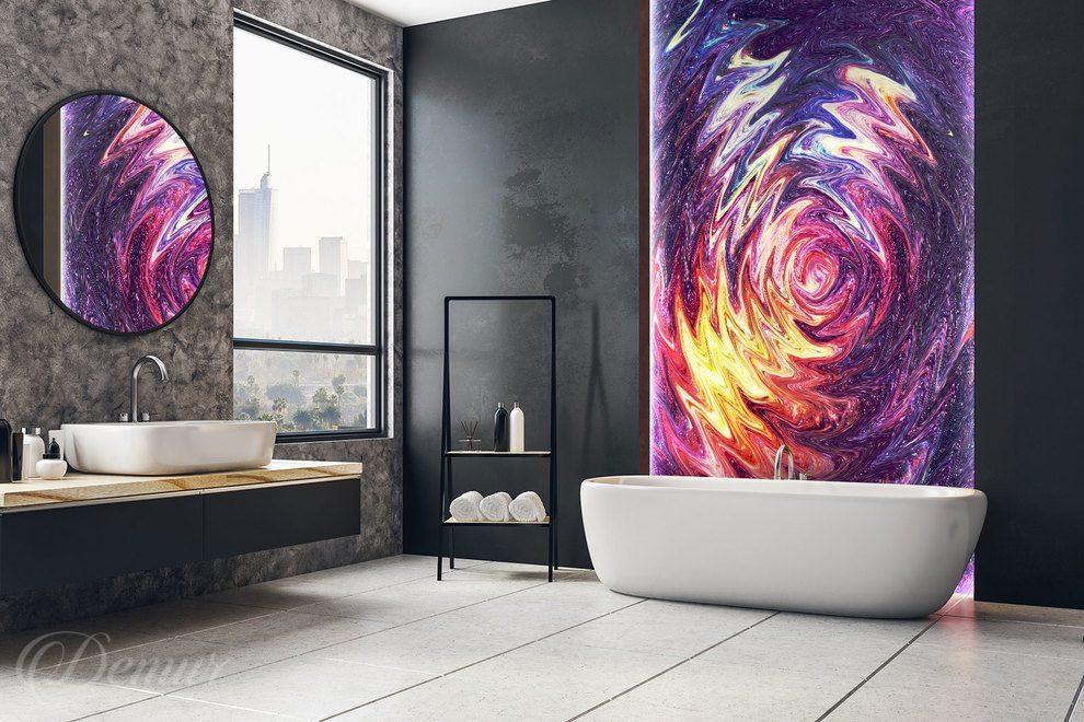 Zagraj W Kolory Do łazienki Fototapety Demur