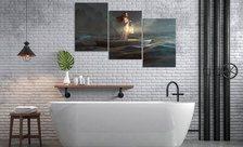 Obrazy Do łazienki Demur